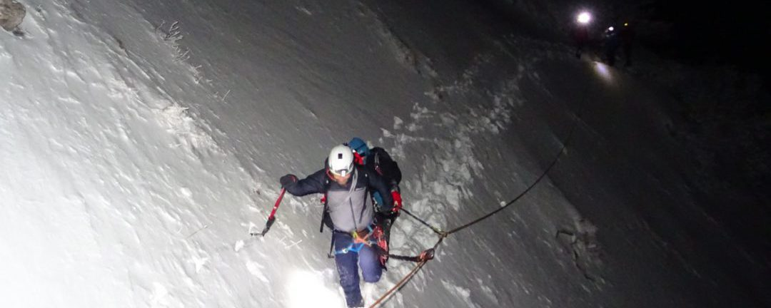Anstrengende und lange Nacht für die Bergrettung Reichenau