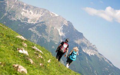 Mit Gerlinde Kaltenbrunner durchs Mariazellerland