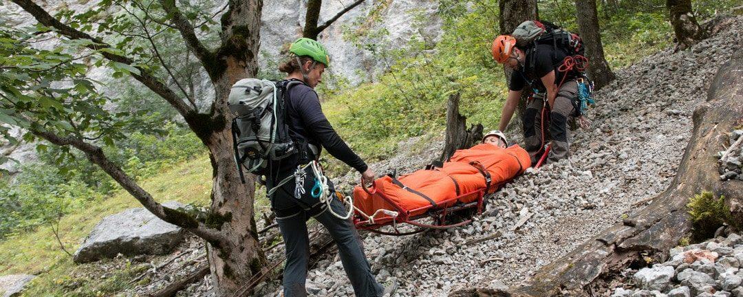 Goldenes Herbstwochenende: Einsatzserie für Bergrettung