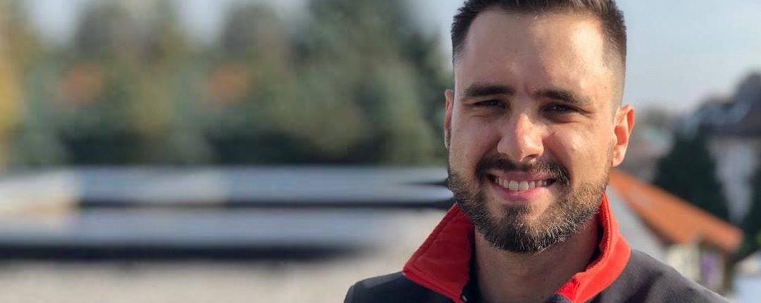 Neuer Landesarzt – Dr. Matthias Pimiskern