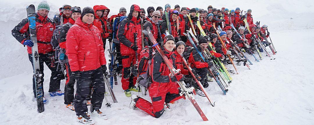 Intensives Bergrettungs-Wochenende am Hochkar