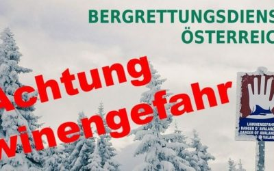 Appell an alle Wintersportler