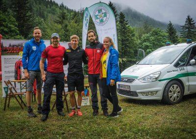 Intersport Wandertag mit Thomas Diethart & Bergrettung 1