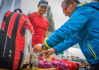 Intersport Wandertag mit Thomas Diethart & Bergrettung 2