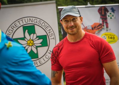 Intersport Wandertag mit Thomas Diethart & Bergrettung 3