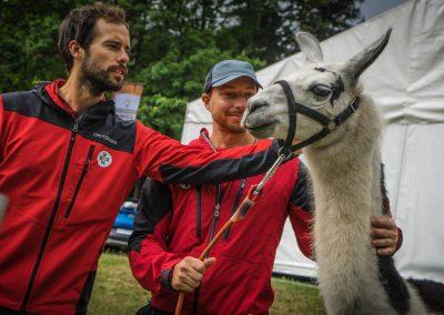 Intersport Wandertag mit Thomas Diethart & Bergrettung 5