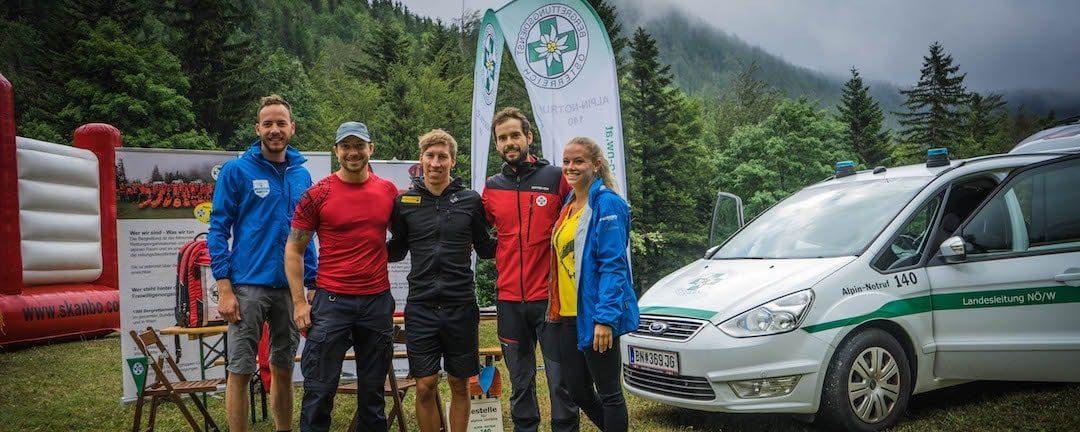 Intersport Wandertag mit Thomas Diethart & Bergrettung