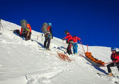 Winterübung am Göller - Hohenberg & St. Aegyd 32