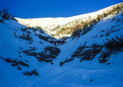 Winterübung am Göller - Hohenberg & St. Aegyd 35