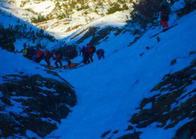 Winterübung am Göller - Hohenberg & St. Aegyd 27