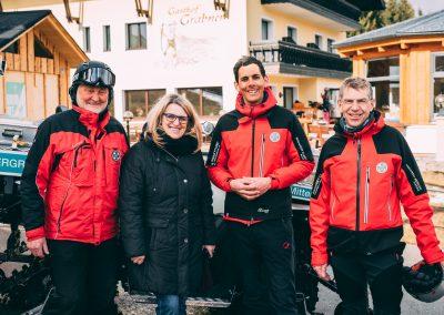 Winterkurs: 35 neue BergretterInnen für NÖ/W 3