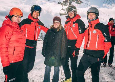 Winterkurs: 35 neue BergretterInnen für NÖ/W 10