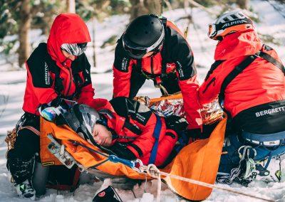 Winterkurs: 35 neue BergretterInnen für NÖ/W 13