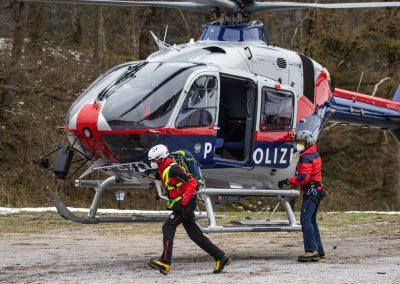 Schulung Flugpolizei 1