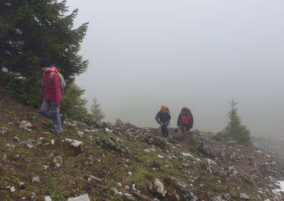 Unterwegs mit der Mitterbacher Bergrettungsjugend 1